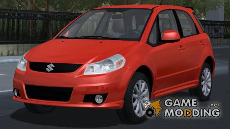 Suzuki SX4 for Street Legal Racing Redline