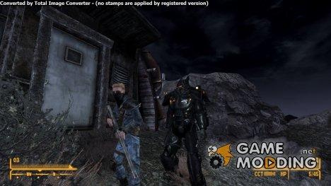 Objeckt 34 v1.1 beta для Fallout New Vegas