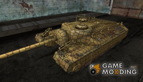 Шкурка для T95 №10 for World of Tanks