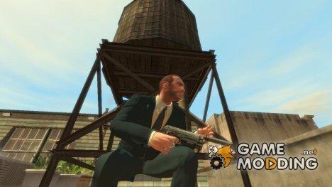 Beretta 92 Silenced v.1 for GTA 4