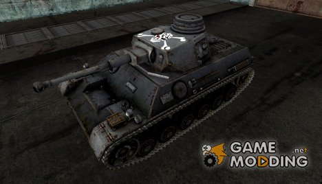 Шкурка для PzKpfw III/IV for World of Tanks