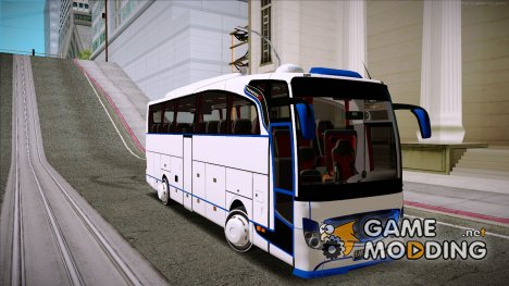 Mercedes-Benz Travego 2016 для GTA San Andreas