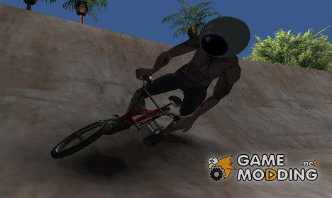 Neversoft Eyeball для GTA San Andreas