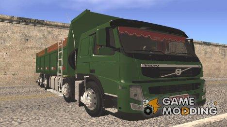Volvo FM Bitruck Basculante для GTA San Andreas