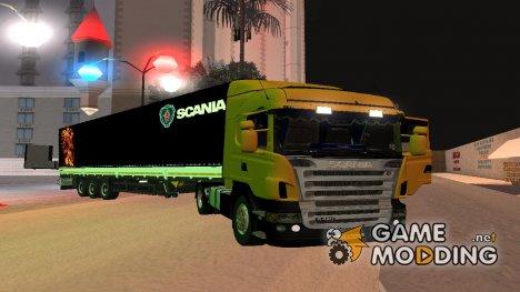 Scania R420 для GTA San Andreas