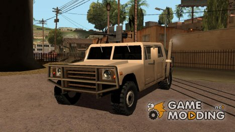 Humvee v2 для GTA San Andreas