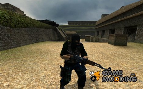 Irish Terrorist for Counter-Strike Source