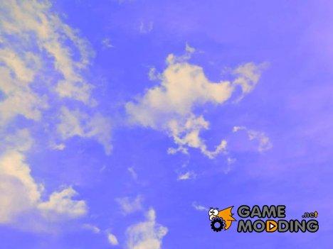 Новые облака и прочие текстуры для GTA San Andreas