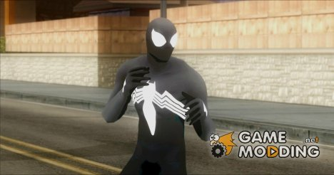 Marvel Heroes - Spider-Man (Back in Black) for GTA San Andreas