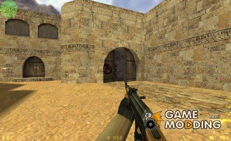 makama's AK-47 anims for CS 1.6 for Counter-Strike 1.6