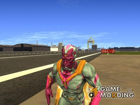 Vision civil war for GTA San Andreas