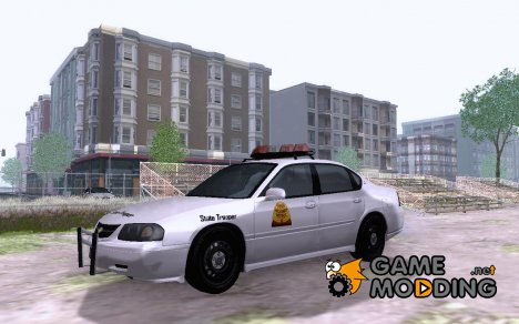 2003 Chevrolet Impala Utah Highway Patrol for GTA San Andreas