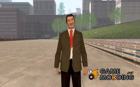 Mr. Bean Skin for GTA San Andreas