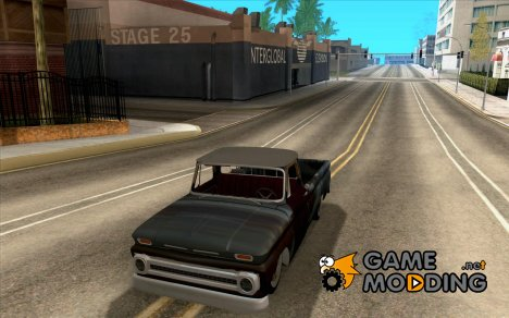 Chevrolet C10 Rat Rod for GTA San Andreas