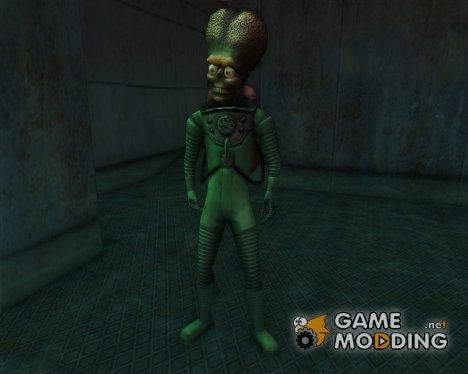 Martian для GTA San Andreas