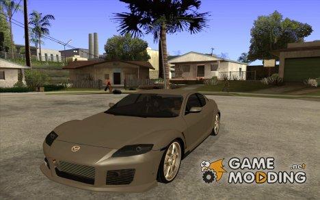 Mazda RX-8 Veilside for GTA San Andreas