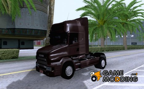 Scania 580 (TORPEDO) for GTA San Andreas