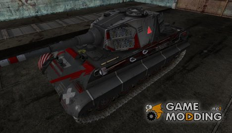 PzKpfw VIB Tiger II Lie_Sin for World of Tanks