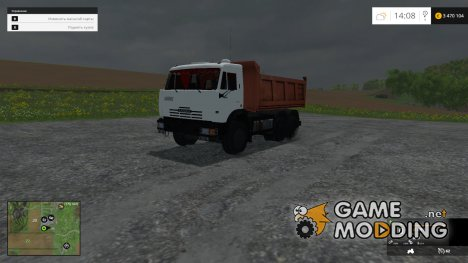 Kamaz 4326 v 1.0 для Farming Simulator 2015