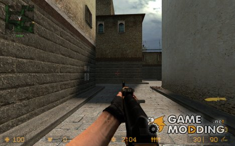 Twinkes Maddi Ak74 Centered for Counter-Strike Source