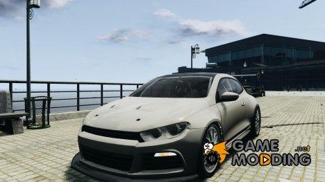 Volkswagen Scirocco GT-24 для GTA 4