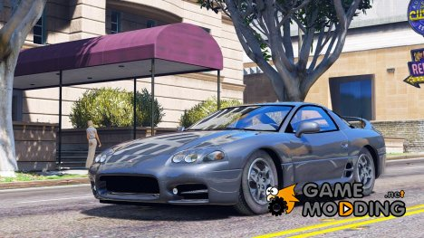 1999 Mitsubishi 3000 GT Final for GTA 5