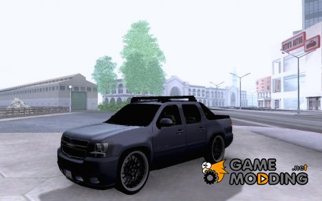 Chevrolet Avalanche Tuning для GTA San Andreas
