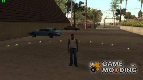 Money Shit для GTA San Andreas