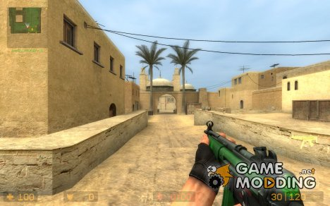 Stoner MP5 for Counter-Strike Source