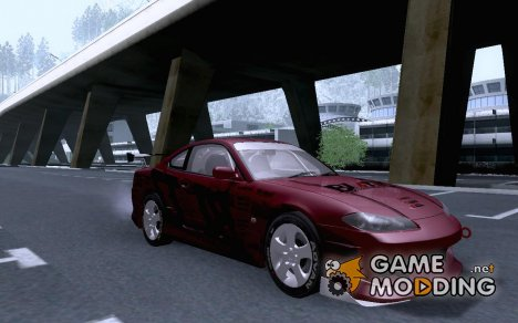 Nissan Silvia  Blitz Skin для GTA San Andreas