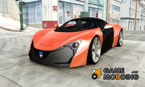 Marussia B2 for BeamNG.Drive