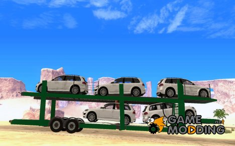 Car Transporter for GTA San Andreas