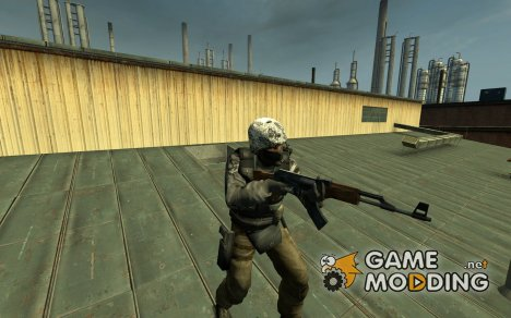 Hle GSG9 Reskin для Counter-Strike Source