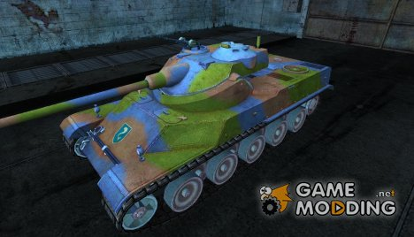 Шкурка для AMX 50 100 for World of Tanks