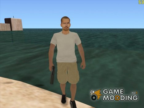 Paul Walker for GTA San Andreas