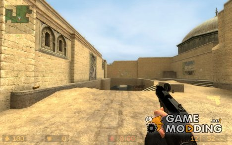 Crome P228 for Counter-Strike Source