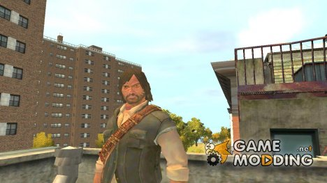 Джон Марстон 2 для GTA 4