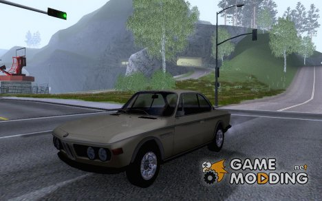 1971 BMW 3.0 CSL for GTA San Andreas