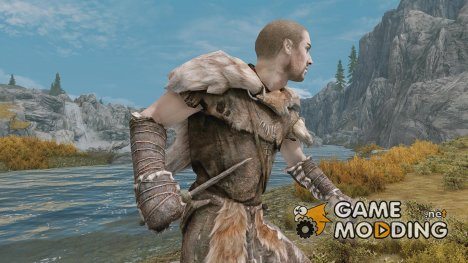 Improved shiv for TES V Skyrim