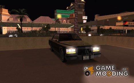 Retro Cars (50-е —85-е) для GTA San Andreas