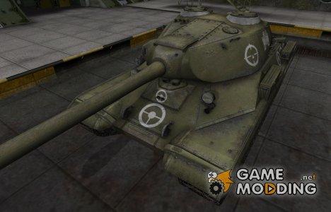 Зоны пробития контурные для СТ-I для World of Tanks