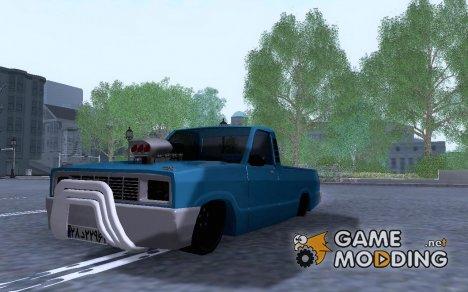 Mazda Pickup Tuning for GTA San Andreas