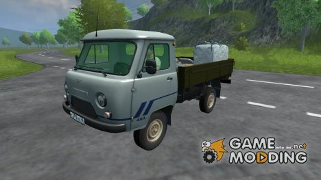 УАЗ 451 v2.0 для Farming Simulator 2013