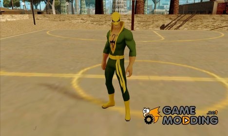 Iron Fist (Железный кулак) for GTA San Andreas