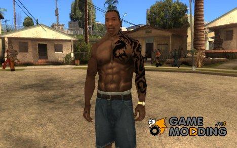 Tatu CJ for GTA San Andreas