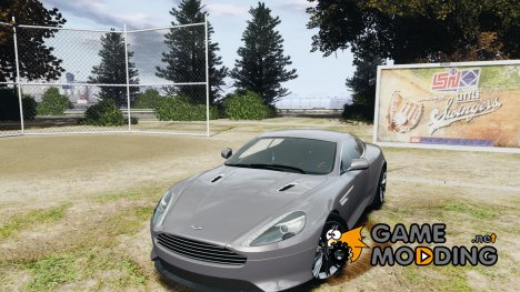 Aston Martin Virage 2012 v1.0 for GTA 4