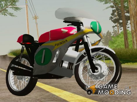 Honda RC166 V2.0 World GP 250 CC for GTA San Andreas