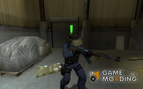 Cel Shaded Gign for Counter-Strike Source