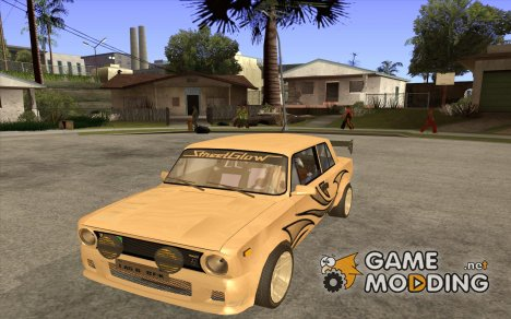 ВАЗ 2101 Тюнинг for GTA San Andreas