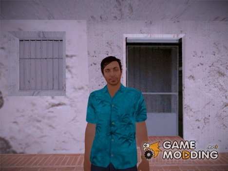Tommy Vercetti HD GTA V Style for GTA San Andreas